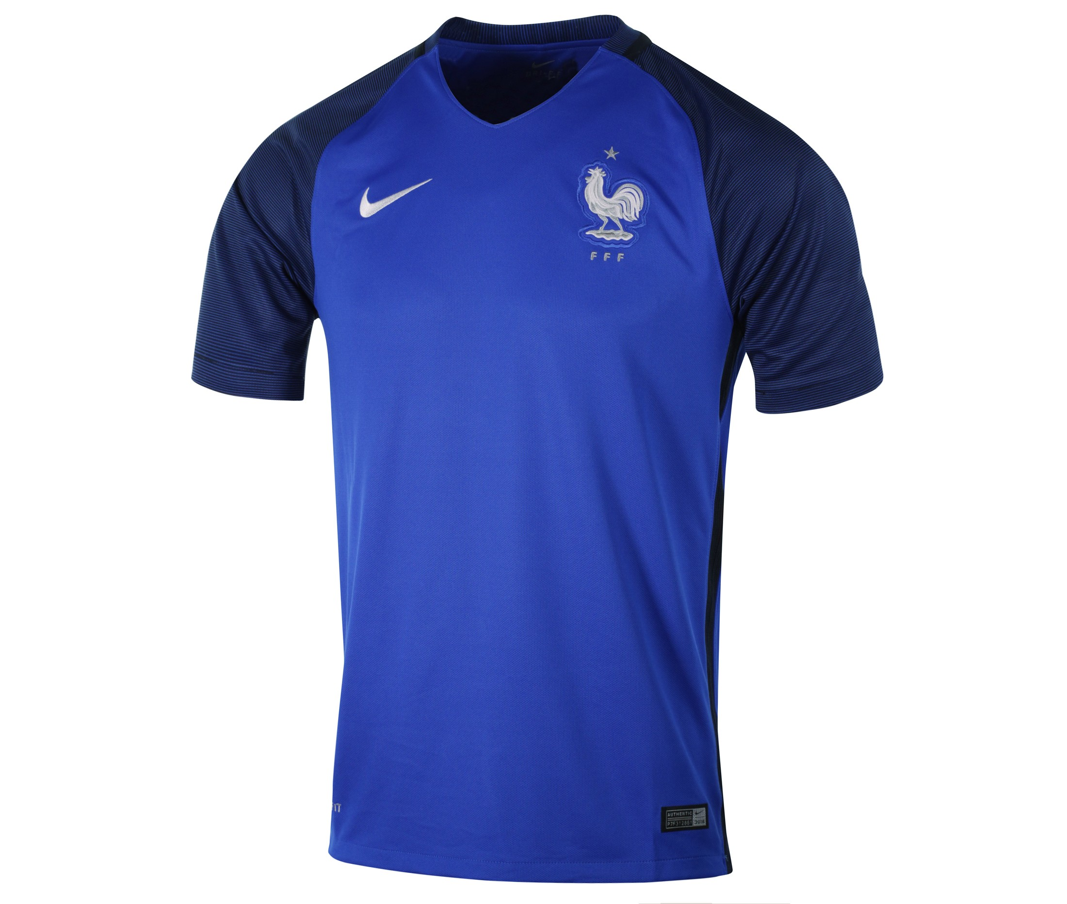 maillot domicile equipe de france 2016 2017 maillots football boutique. Black Bedroom Furniture Sets. Home Design Ideas